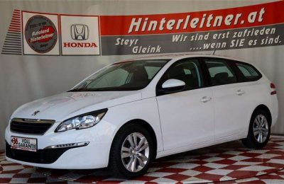 Peugeot 308 SW BHDI Active S&S PDC BLUETOOTH bei Autoland Honda Hinterleitner / Steyr in
